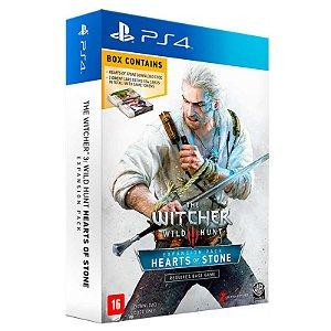 Jogo The Witcher 3: Wild Hunt: Hearts of Stone (Pacote de Expansão) - PS4