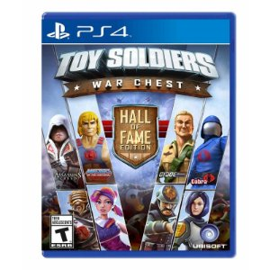 Jogo Toy Soldiers: War Chest (Hall of Fame Edition) - PS4