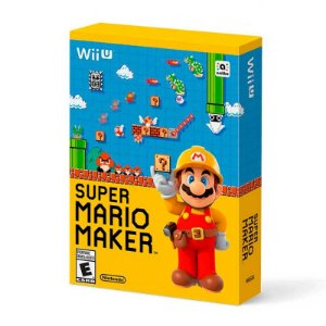 Jogo Super Mario Maker - Wii U