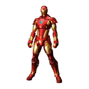 Action figure Iron Man Bleeding Edge Armor - RE:EDIT