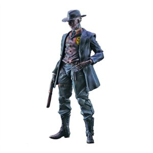Action figure Metal Gear Solid 5 Skull Face - Play Arts Kai