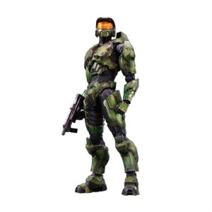 Action figure Halo 2 Master Chief - Play Arts Kai