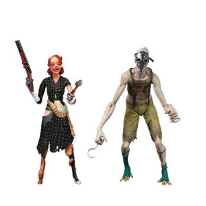 Action figure Bioshock Splicer (2 pack)