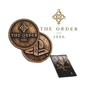 Moeda Colecionável Sony The Order 1886