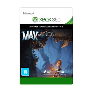 Jogo Max: The Curse Of Brotherhood (Mídia Digital) - Xbox 360
