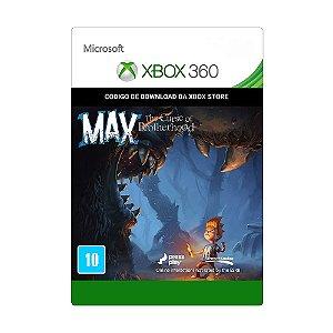 Jogo Max: The Curse Of Brotherhood (Mídia Digital) - Xbox 360
