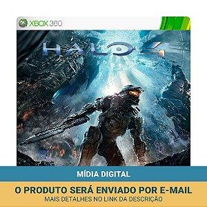 Jogo Halo 4 (Mídia Digital) - Xbox 360