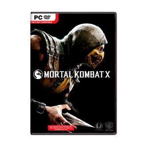Jogo Mortal Kombat X (Mídia Digital) - Pc