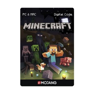 Jogo Minecraft (Mídia Digital) - Pc e Mac