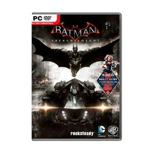 Jogo Batman: Arkham Knight (Mídia digital) - PC