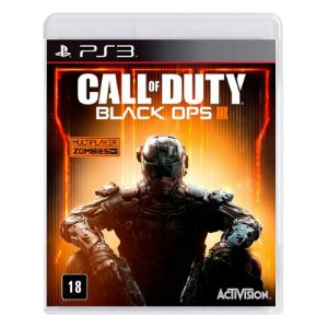Jogo Call of Duty: Black Ops III - PS3