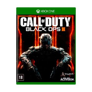Jogo Call of Duty: Black Ops III - COD BO3 - Xbox One