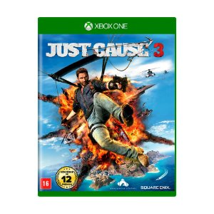 Jogo Just Cause 3 - Xbox One