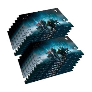 Quebra-Cabeça Halo 5: Guardians 150 peças (100 Unidades)