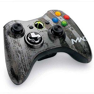 Controle Microsoft Edição Especial MW3 - Xbox 360
