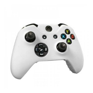 Capa de Silicone Tomee Branca para Controle - Xbox One