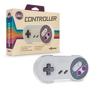 Controle Tomee Super Nintendo com fio - SNES