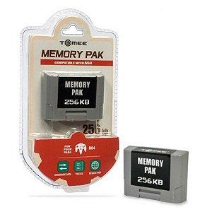 Memory Pak Tomee 256Kb - Nintendo 64