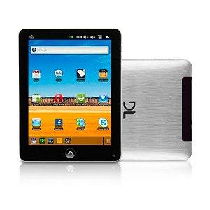 Tablet DL Smart T804 com Android 2.2 Wi-Fi Tela 8 Touchscreen e Memória Interna 4GB