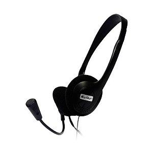 Headset Kolke com Microfone KMI-104