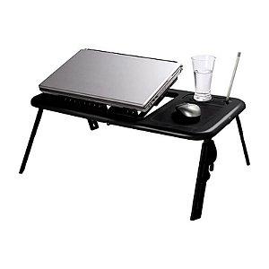 Mesa para Notebook Asys E-table Preta