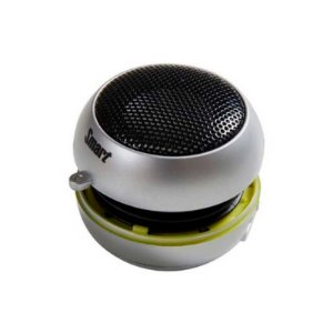 Mini Speaker Portátil Smart 2.4w Cinza