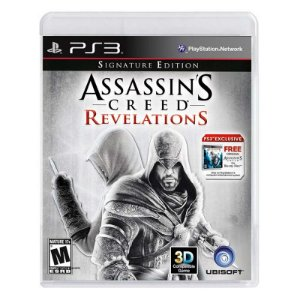 Jogo Assassin's Creed Revelations (Signature Edition) - PS3