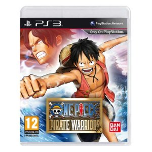 Jogo One Piece: Pirate Warriors - PS3
