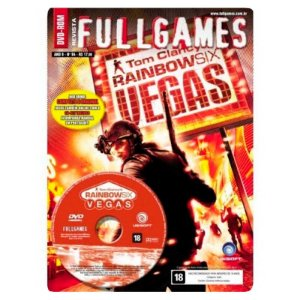 Revista Tom Clancy's: Rainbow Six Vegas - Fullgames Nº 94