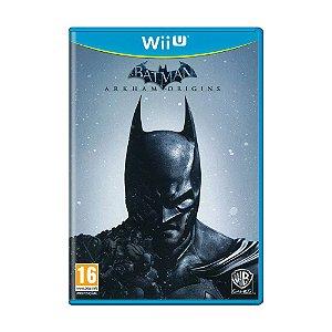 Jogo Batman: Arkham Origins - Wii U