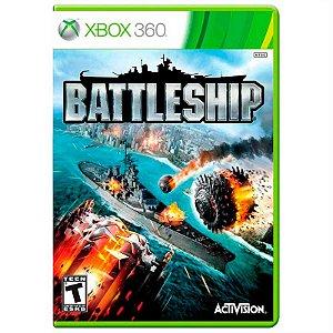 Jogo Battleship - Xbox 360