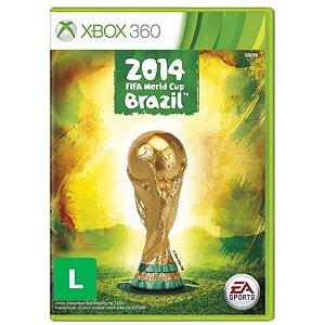 Jogo Copa do Mundo da Fifa Brasil 2014 - Xbox 360