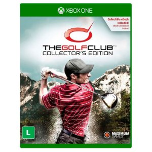 Jogo The Golf Club (Collector's Edition) - Xbox One