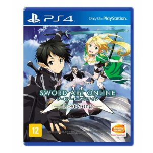 Jogo Sword Art Online: Lost Song - PS4