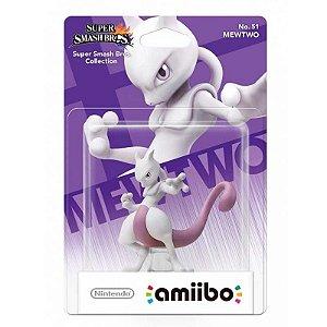 Nintendo Amiibo: MewTwo - Super Smash Bros. - Wii U e New Nintendo 3DS