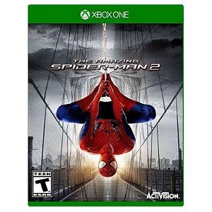 Jogo The Amazing Spider-man 2 (Homem Aranha) - Xbox One