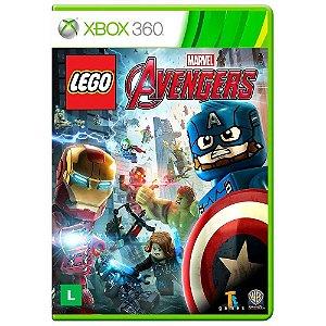 Jogo LEGO Marvel Vingadores Avengers - Xbox 360