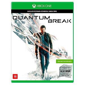 Jogo Quantum Break - Xbox One