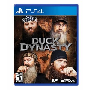 Jogo Duck Dynasty - PS4