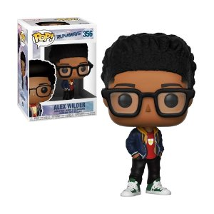 Boneco Alex Wilder 356 Runaways - Funko Pop!