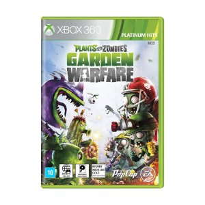 Jogo Plants vs Zombies: Garden Warfare - Xbox 360
