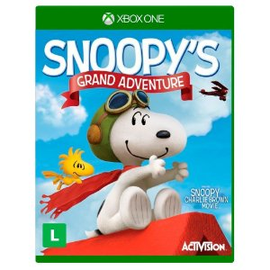 Jogo The Peanuts Movie: Snoopy's Grand Adventure - Xbox One