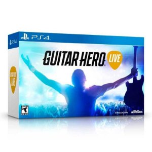 Kit Guitar Hero: Live (Guitar Bundle) - PS4