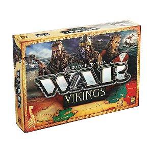 Jogo de Tabuleiro Grow War Vikings