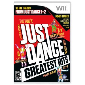 Jogo Just Dance Greatest Hits - Wii
