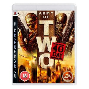 Jogo Army of Two: The 40th Day - PS3