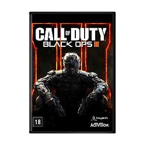 Jogo Call of Duty: Black Ops III - COD BO3 - PC