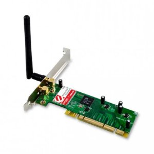 Adaptador de Rede PCI Wireless N150 - Encore Eletronics