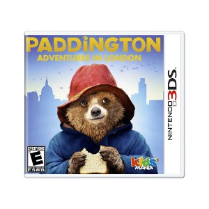 Jogo Paddington: Adventures in London - 3DS