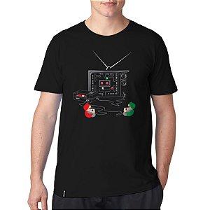 Camiseta ShopB Pac-Man - Modelo 1